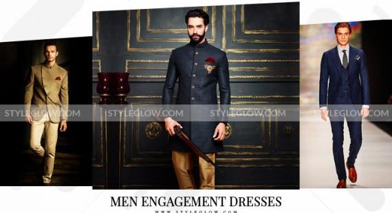 Men Engagement Dresses