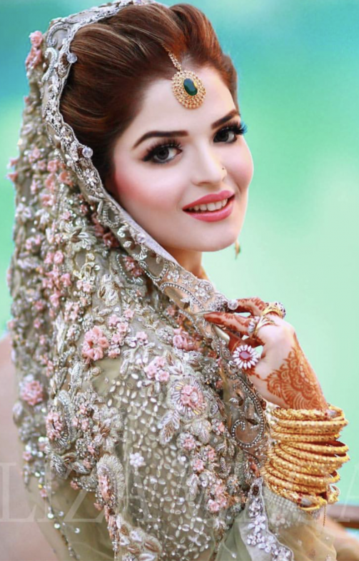 Pakistani Bridal Makeup for Wedding 2019 , StyleGlow.com