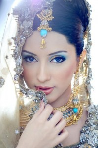 Gorgeous Eastern Bridal makeover