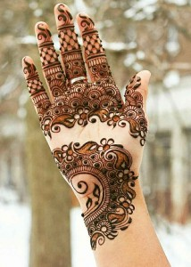 Gorgeous Mehendi Design