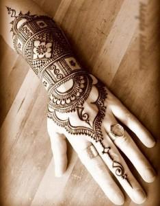 Henna Design for Eid