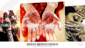 Most Popular Indian Mehndi Designs 2018 For Girls