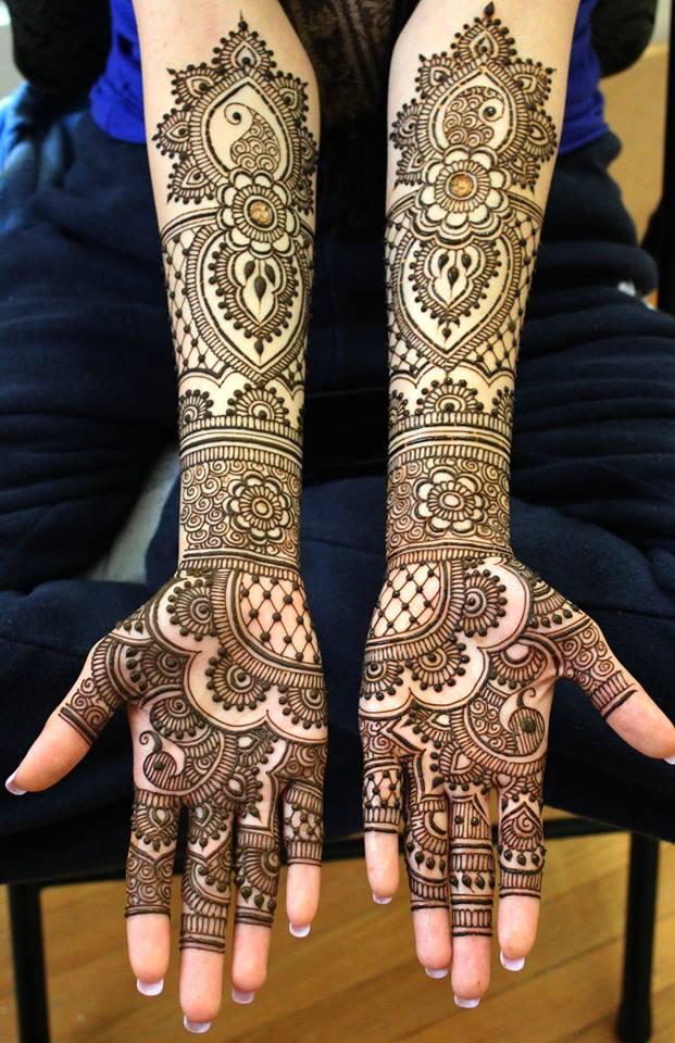 Henna Designs For Women: Most Popular Indian Mehndi Designs 2020 For Girls Latest