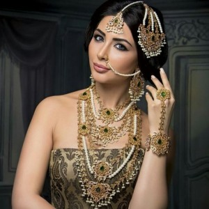 Jewelry Set for Bride