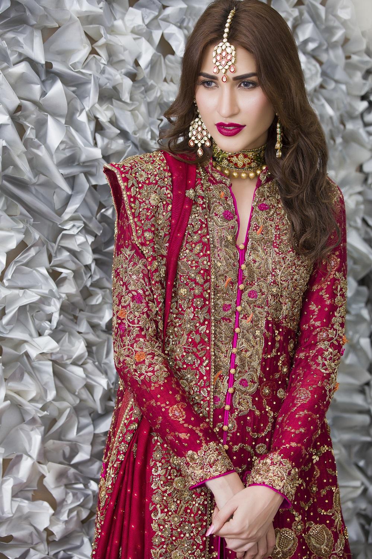 New Pakistani Bridal Dress