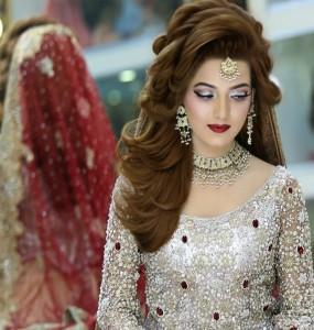 Latest Bridal Pakistani Makeup