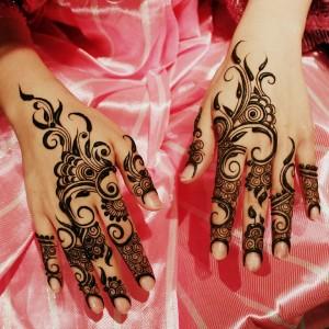 Lovely Mehendi Design