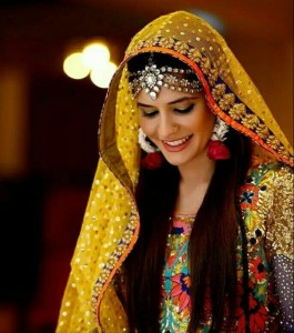 Mehendi Bridal Jewelry Style