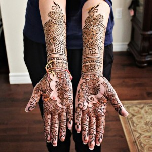 Mehendi Design for Eid