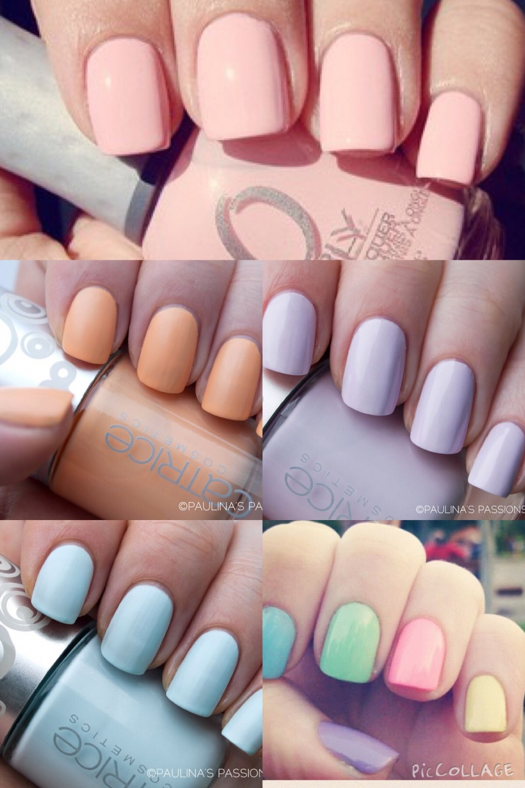 Most Popular Nail Polish Color Trends 2019 For Spring Summer