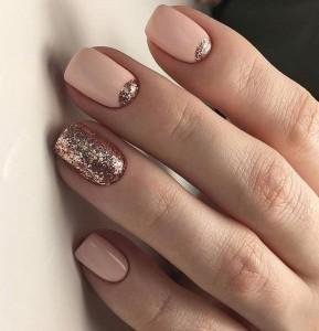 Naked Color Polish Nail