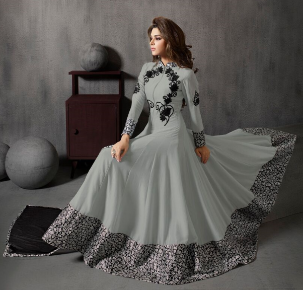 New Anarkali Dress Designs 2019 Suits and Frock Collection