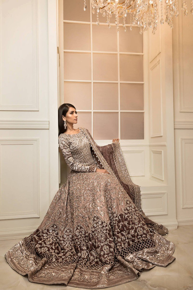 c24dea46c New Anarkali Dress Designs 2018 Suits and Frock Collection ...
