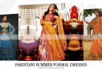 Pakistani Summer Formal Dresses 2018