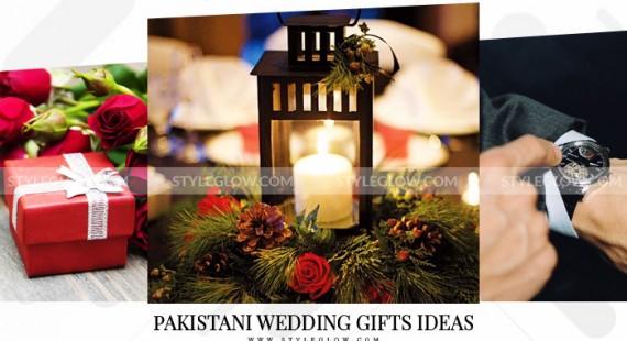 Pakistani Wedding Gift Ideas