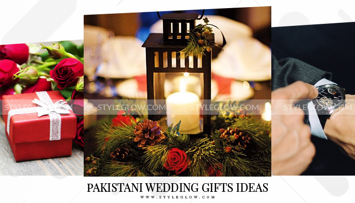 Pakistani Wedding Gift Ideas