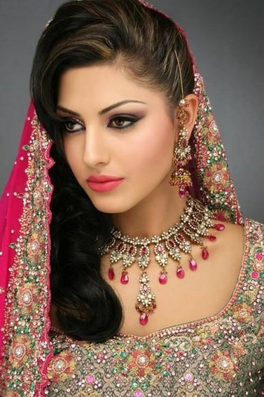 Pakistani Bridal Makeup For Wedding 2018 Styleglowcom