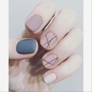 Unique Nail Art Design