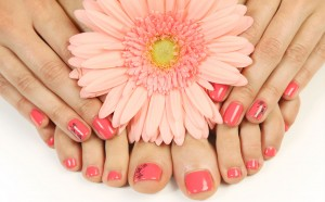 Perfect Pink Color for Nail