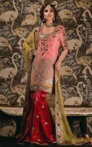 Persian Rose Color Dress
