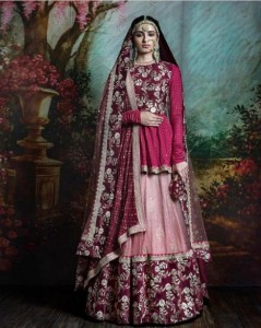 Pink Bridal Dress Collection