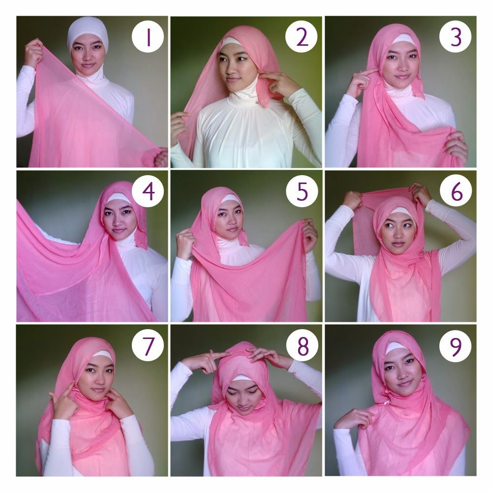 New Hijab Styles 2018 Step By Step