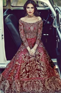 Red Dress Collection for Bride
