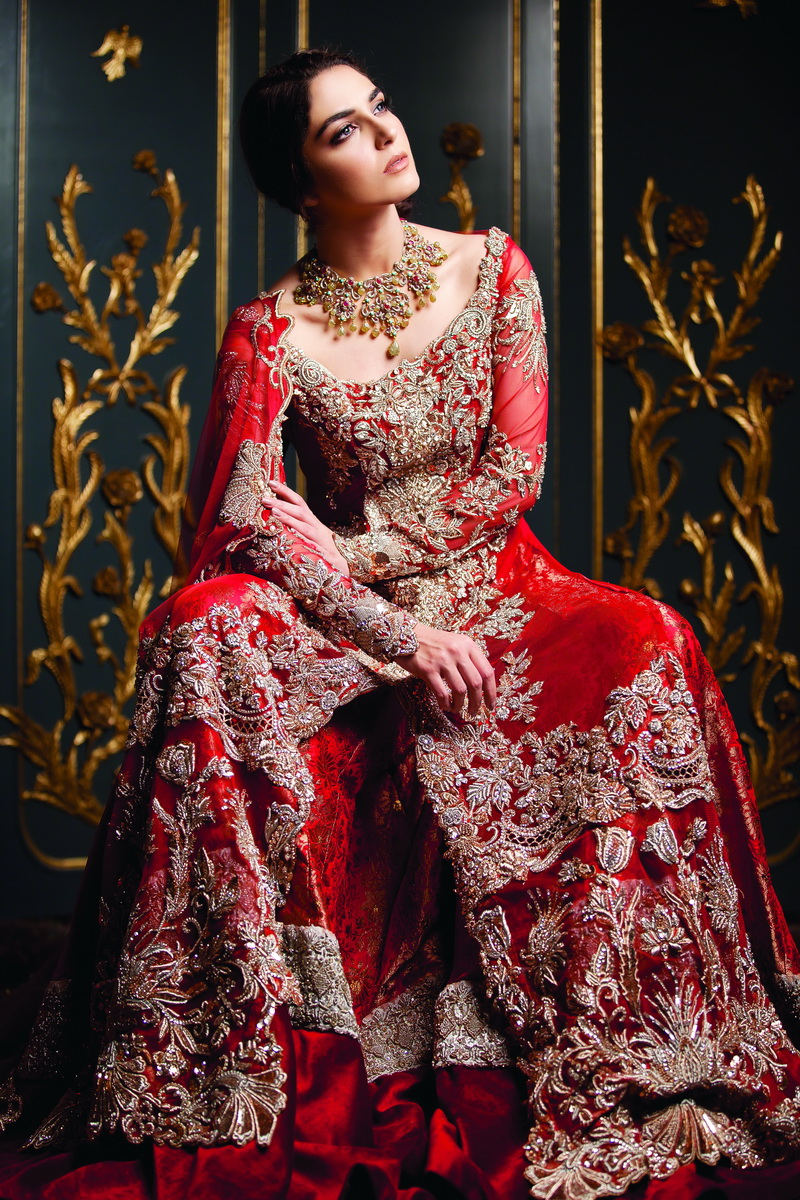 2019 year lifestyle- Wedding Asian dresses red pictures
