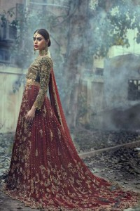 Red Dress For Bride