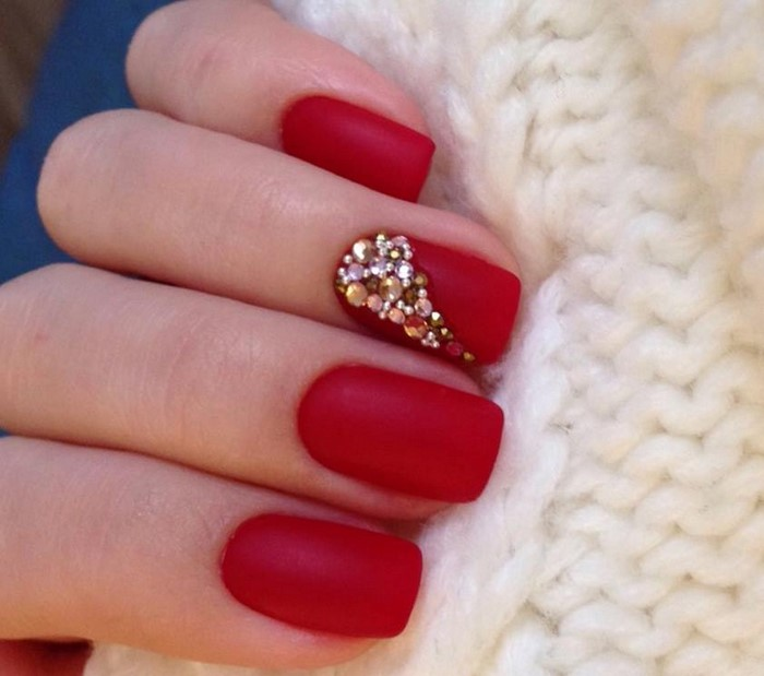 Latest Prom Nail Design Ideas 2018 To Get A Perfect Look