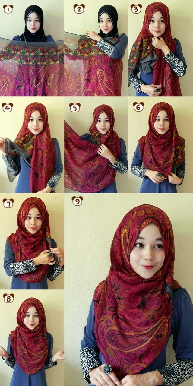 New Hijab Styles 2021 Step By Step Guide Styleglow Com