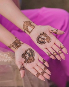 Simple Minimal Mehendi