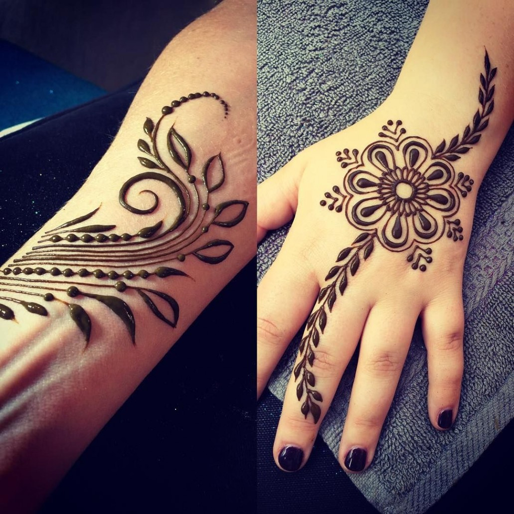 Most Popular Indian Mehndi Designs 2020 For Girls Latest Images