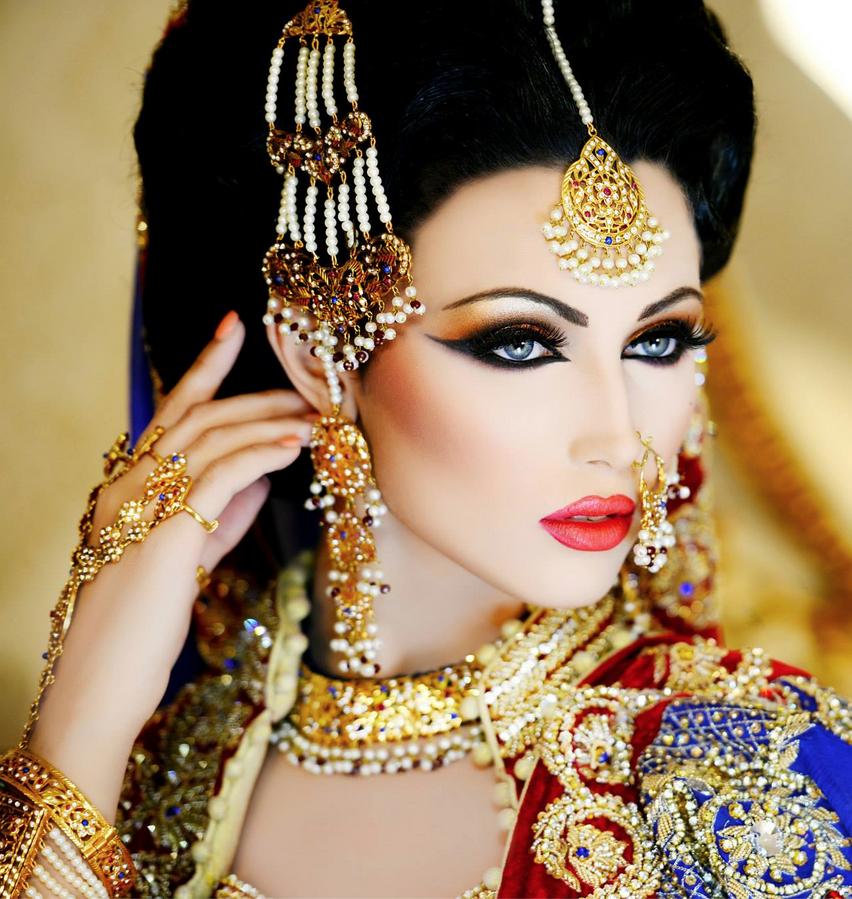 Pakistani Bridal Makeup For Wedding 2020