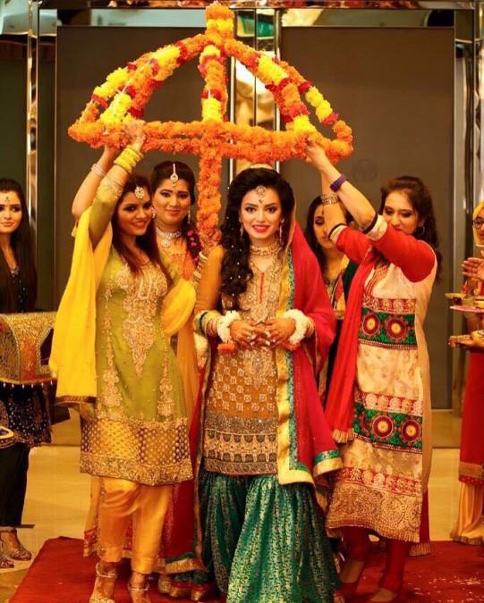 Pakistani Wedding Entrance Ideas 2019