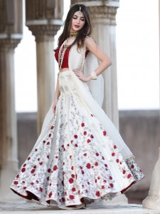 White Nikah Dress