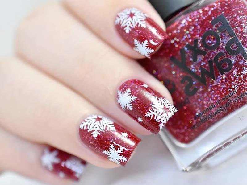 Easy Christmas Nail Art Designs to Spice up Holiday Season ...