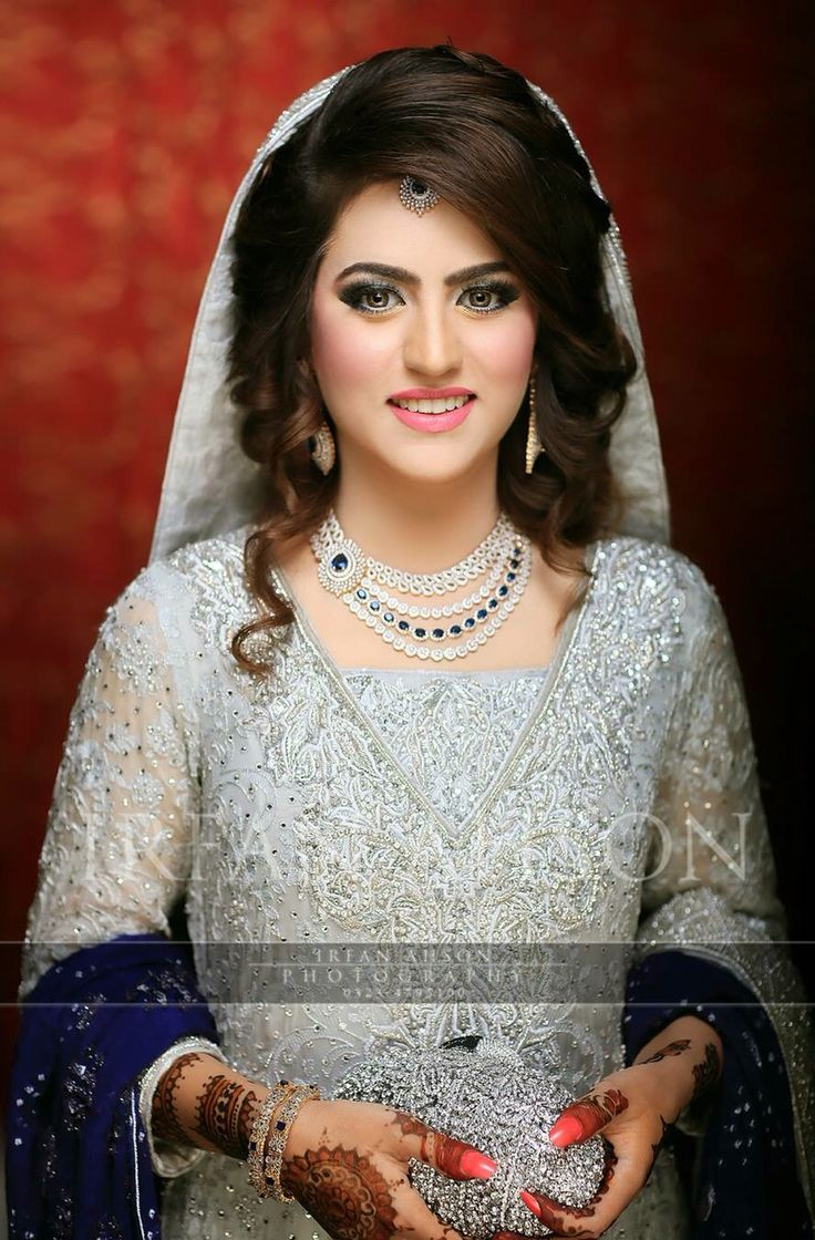 best pakistani bridal hairstyles 2018 for wedding - styleglow