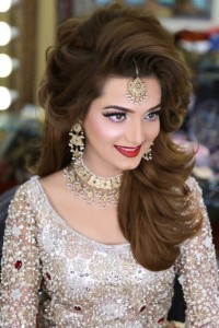 best walima hairstyle