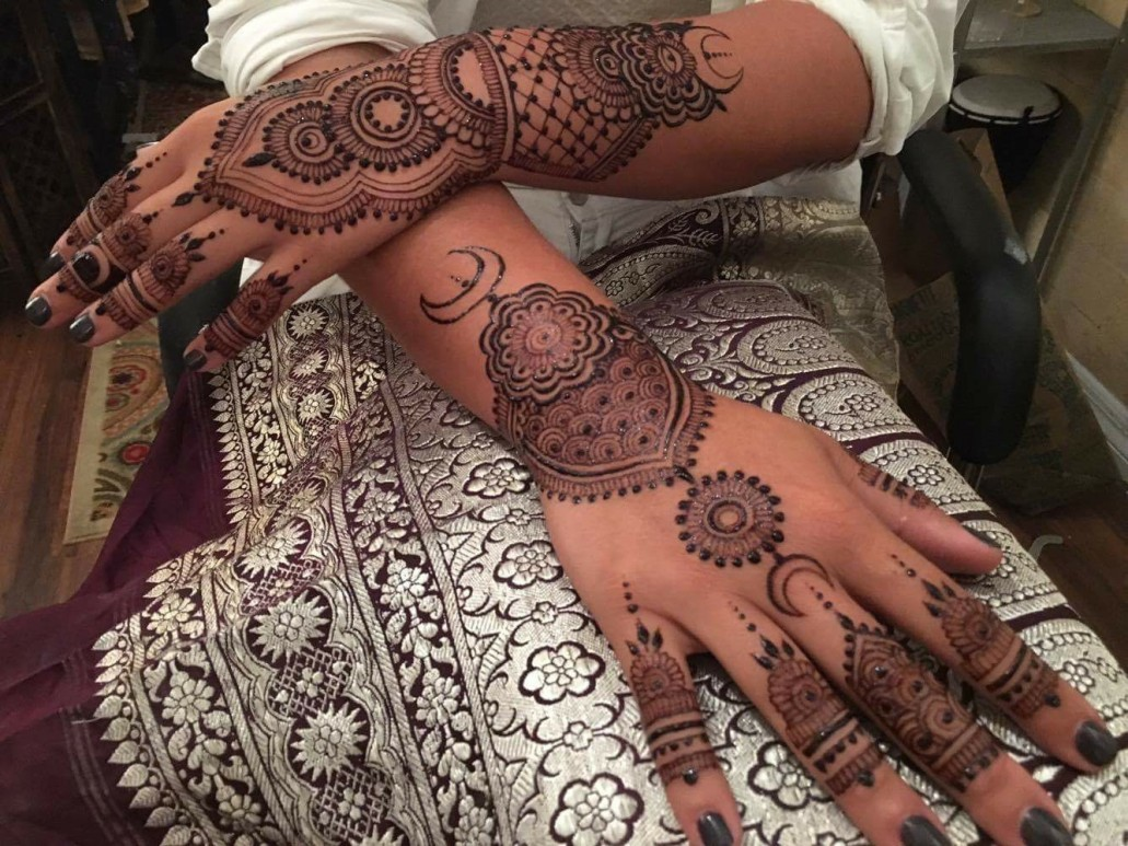 Latest Eid Mehndi Design Collection 2018 For Girls Styleglow Com