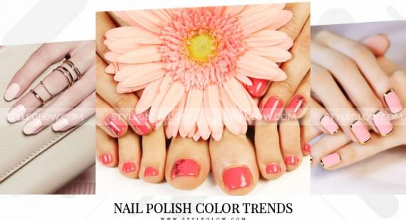 Popular Nail Polish Color Trends