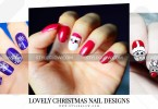 Lovely-Christmas-Nail-designs