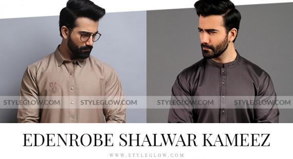 Edenrobe Shalwar Kameez Kurta Designs