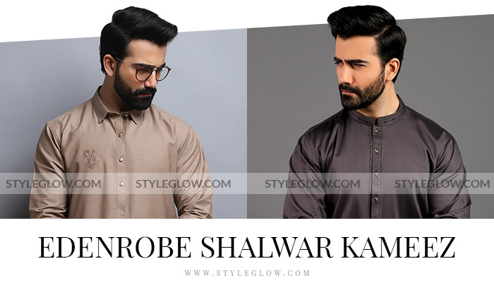 Latest Eden Robe Shalwar Kameez 2020 Men Kurta Designs