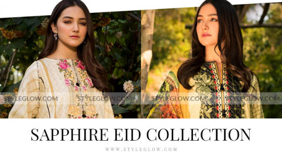 Sapphire Eid Collection 2020
