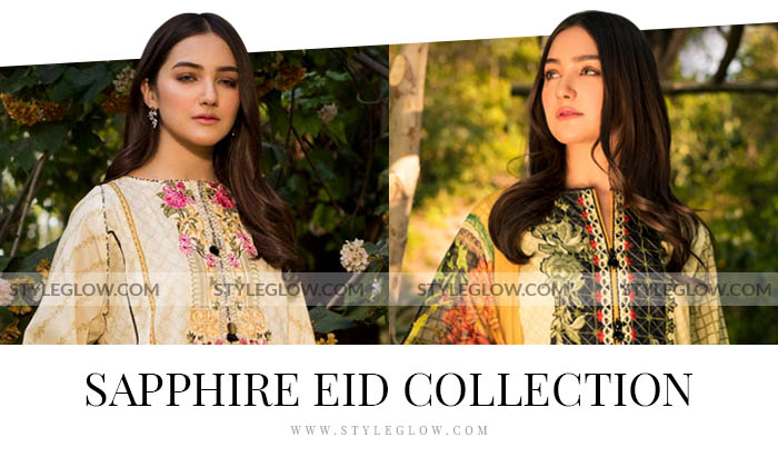 Latest Sapphire EID Collection 2020 Dresses and New Arrivals