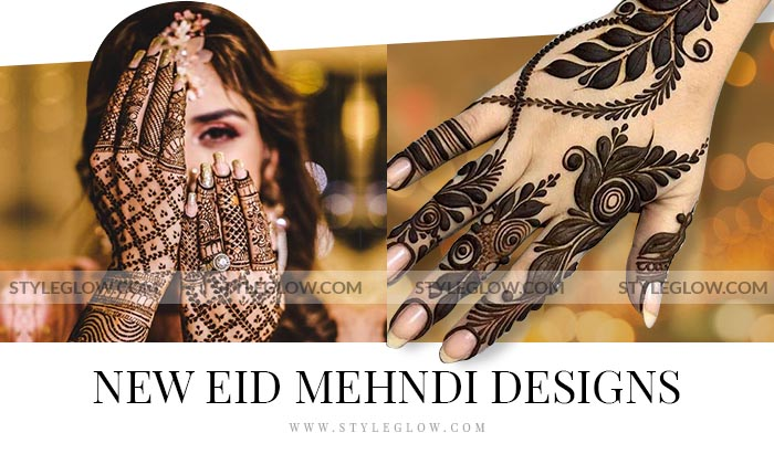 New EID Mehndi Designs 2020 Beautiful, Simple and Easy